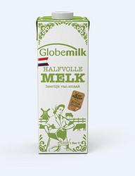 荷高低脂纯牛奶