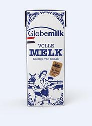 荷高全脂纯牛奶200ml
