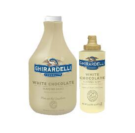 白巧克力淋酱
