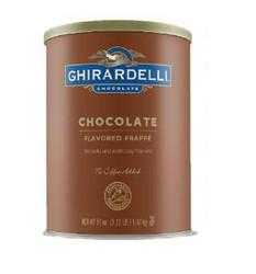 浓情巧克力味调味冰沙粉