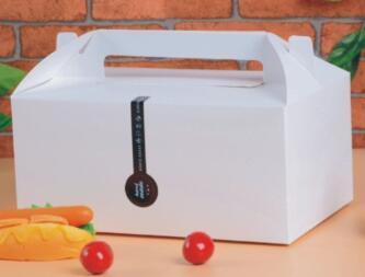 鑫麦佳烘焙纸盒 手提蛋糕盒