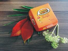 鑫麦佳烘焙纸盒  汉堡盒