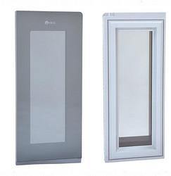 带灯发泡冷柜玻璃门