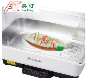 智能电蒸锅自助餐炉