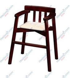 【骏逸实木婴儿餐椅】酒店餐厅儿童用餐椅 简约时尚婴儿餐椅