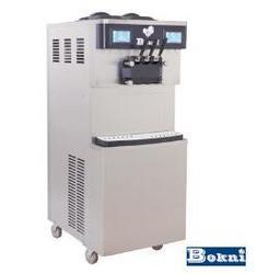 商用高端带膨化泵冰淇淋机BKN-S80