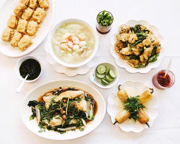 墨西哥风格的中餐是如何吸引顾客的?