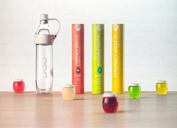 你喝过这些奇奇怪怪的饮料吗?胶囊饮料、可食用水球......