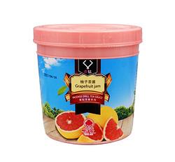 香钻柚子果粒酱