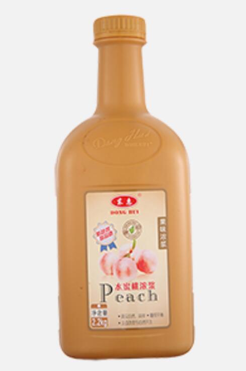 东惠系列  2.2kg水蜜桃果汁