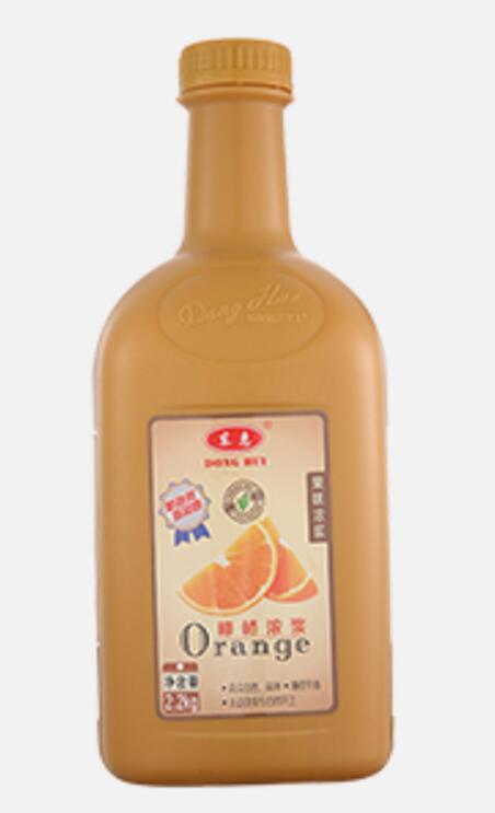 东惠系列  2.2kg柳橙果汁