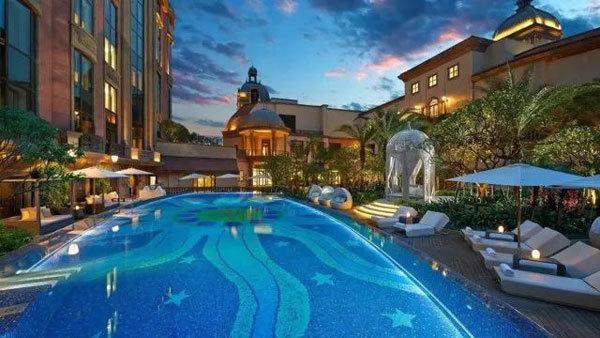 【Hotelex酒店展二期】高星酒店的康体休闲设备有多妙