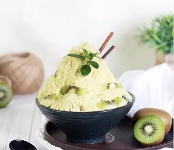 茉莉绿茶淇淋雪