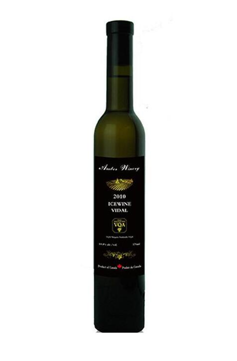 加拿大 琥珀冰白葡萄酒
