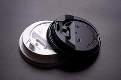 塑料咖啡杯盖