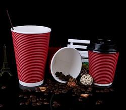 一次性加厚咖啡杯