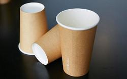 一次性加厚牛皮纸杯