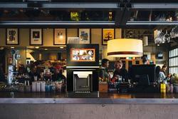 小型现磨商用咖啡机-咖啡馆应用