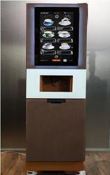小型柜式自助咖啡机-fs170