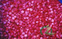 速冻草莓丁