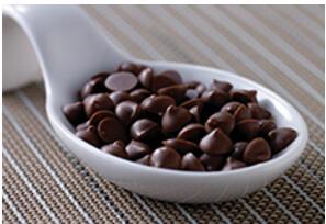 拉焙德纯脂黑巧克力豆