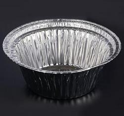 圆形铝箔碗