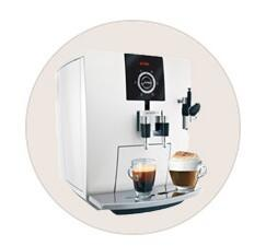 全自动咖啡机 优瑞 J5
