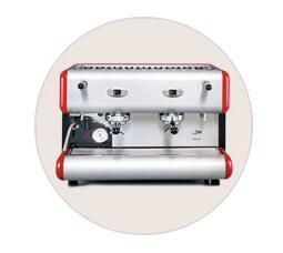 半自动咖啡机 LA SAN MARCO/圣马可 85 SPROMG S 手控