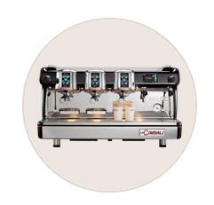 半自动咖啡机 LA CIMBALI/金巴利 M100 DT3