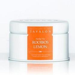 进口柠檬路易保斯茶 Rooibos Lemon 小罐60g装