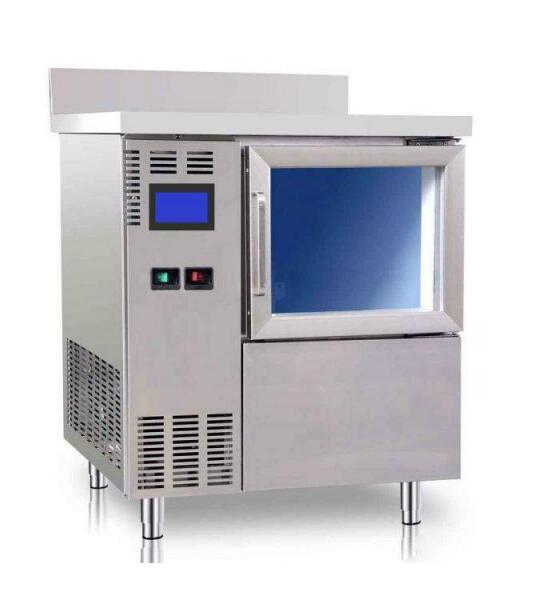 HS吧台制冰机