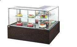 L型蛋糕展示柜