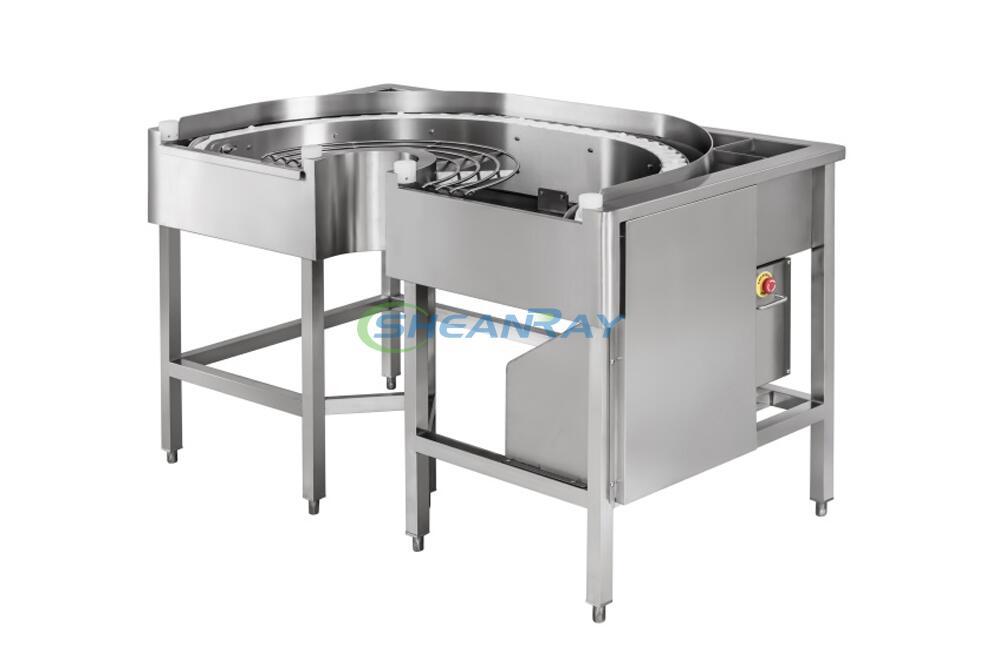 链式洗涤筐转角器 SL180