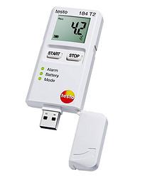 testo 184 T2 - USB型温度记录仪