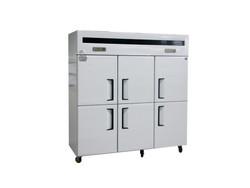 六门立式冰柜