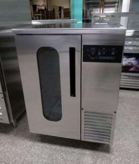 12盘小型冷藏加热全自动醒发箱