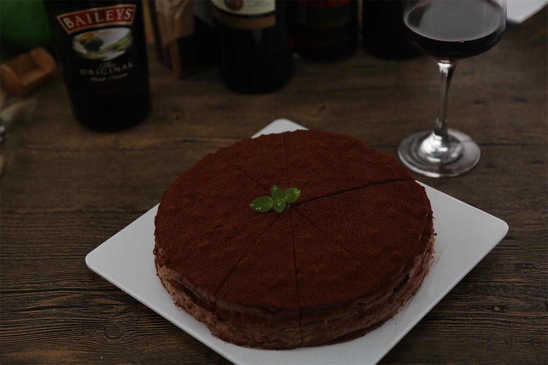 迈谷maigu巧克力慕斯蛋糕