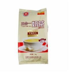 鑫原泉经典三合一奶茶粉玄米可可味