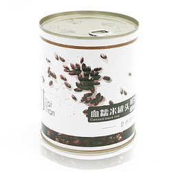 血糯米罐头