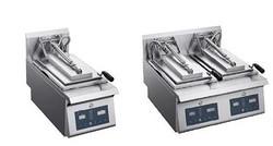 单头电热煎饺机