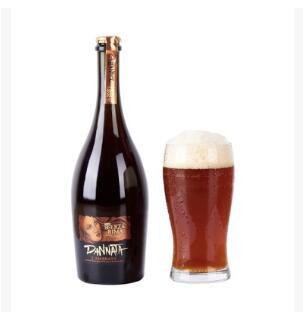 但丁神律琥珀精酿啤酒