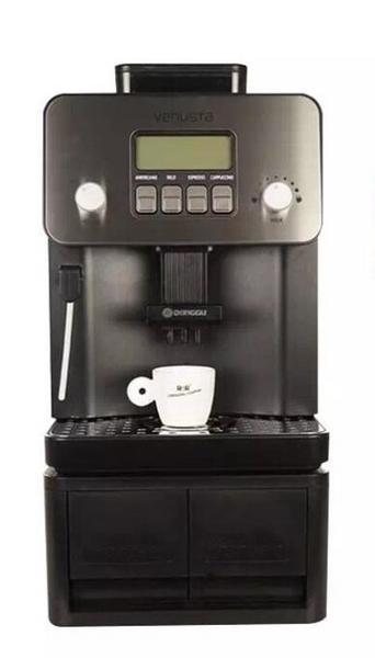 全自动磨豆咖啡机