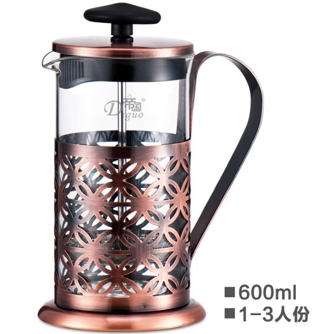 帝国 咖啡法压壶
