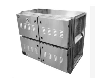 低空排放油烟净化器