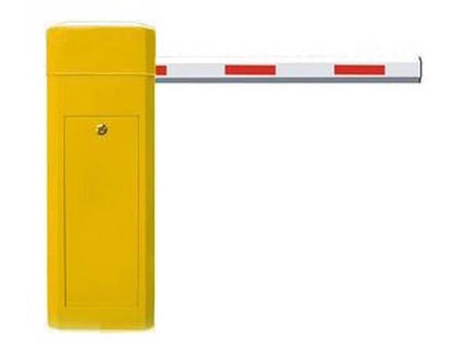安全防护道闸直杆