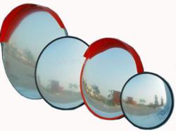 道路广角镜