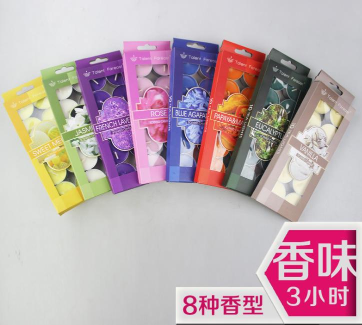 10克香薰类茶蜡
