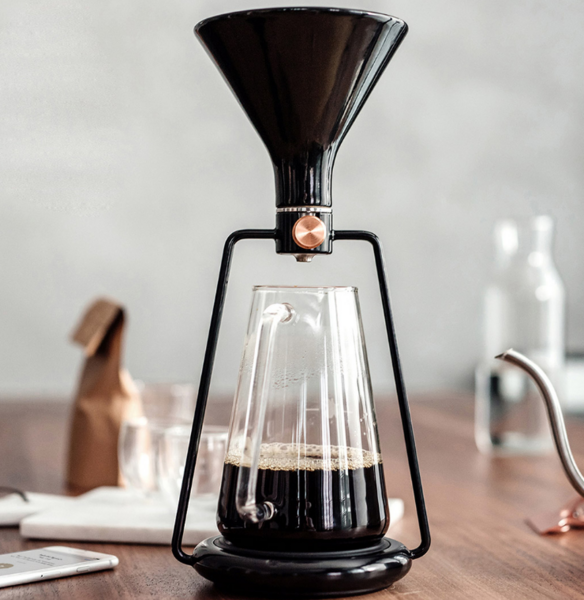 GINA手沖智能咖啡壶