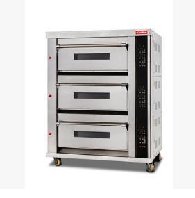 三层六盘电烤炉