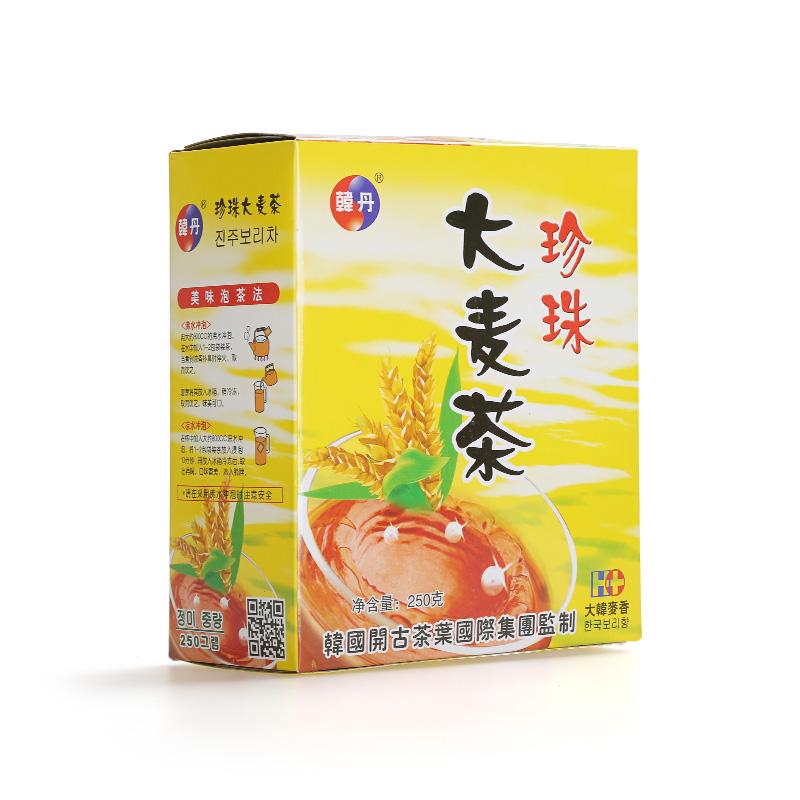 韩丹珍珠大麦茶-袋泡